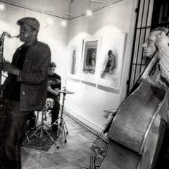 Charles-Gayle-Trio (1995)